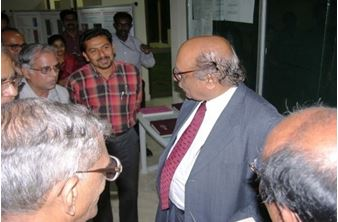 Dr. R. Chidambaram, Former Chairman, AEC & PSA to PM