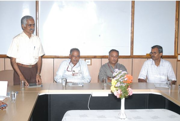 Inauguration of RELAP Training Programme at SRI Guest House